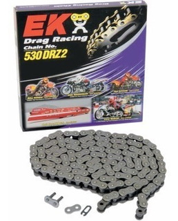Ek 530drz/2-120/c 530x120 Drz-2 Enuma Chain (chrome)