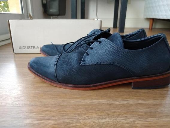 Zapatos Chianti Negro Talle 43 - Orso Bianco