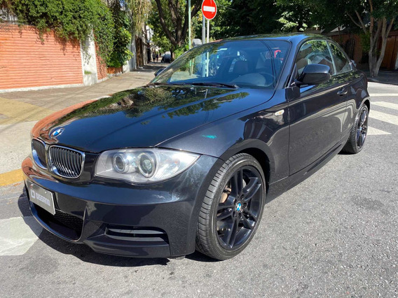 Bmw Serie 1 2.5 135i Coupe Sportive 2011 Dissano Automotores