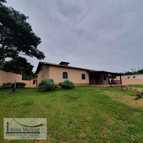 Imagem 1 de 15 de Casa Em Recanto  -  Paty Do Alferes - 3190
