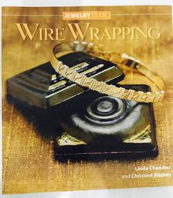 Livro: Wire Wrapping - Linda Chandler E Christine Ritchey