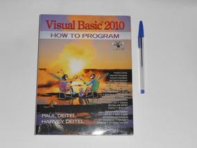 Visual Basic 2010 Como Programar - Deitel - Em Inglês
