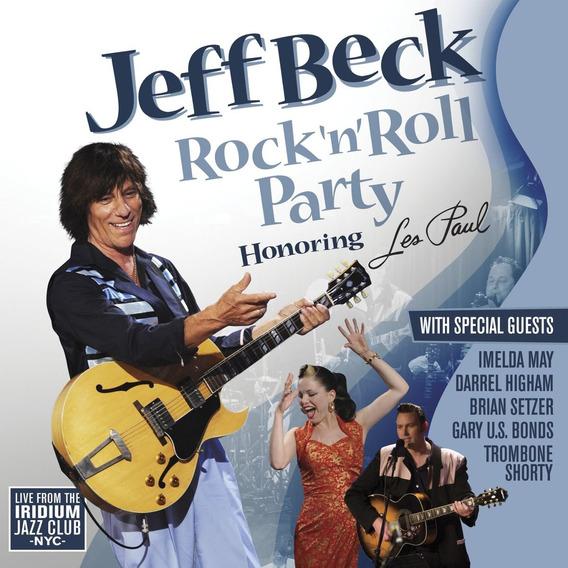 Cd : Jeff Beck - Rock & Roll Party: Honoring Les Paul (cd)
