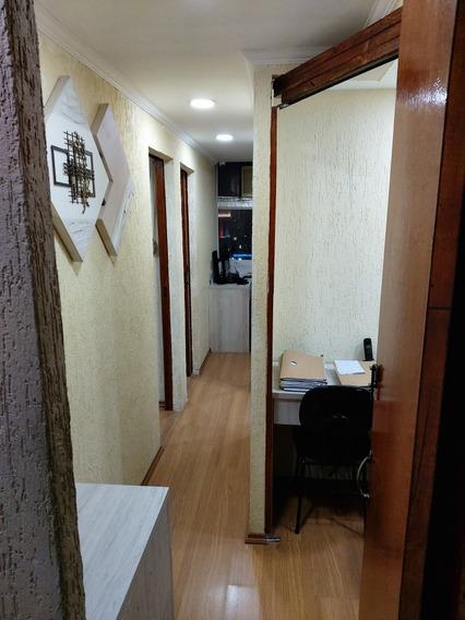 Sala Comercial E Residencial De 37 Mt 11-95362-3225