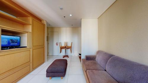 Imagem 1 de 12 de Apartamento À Venda No Bairro Santana - São Paulo/sp - O-17421-28532