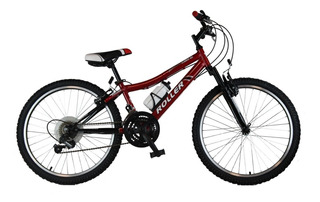 Bicicleta Mtb Roller Climber 150 R24 C/susp //envío Gratis.