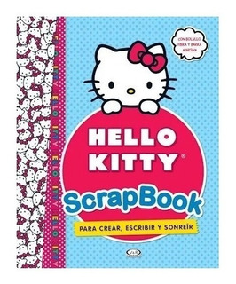 Hello Kitty Scrapbook