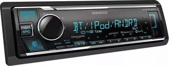Autoestereo Kenwood Kmm-bt325u Colores Spotify Bluetooth