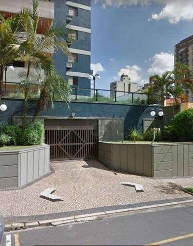 Imagem 1 de 26 de Apartamento A Venda Em Campinas - Bairro Cambuí, 3 Suítes, 2 Vagas. - Ap18519