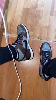 Nike Air Jordan 1 2 Apuestas Talla 7.5 Con Caja Original