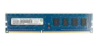 Memoria Ramaxel P/ Pc Ddr3 4gb Pc3l-12800u-11 1600mhz 240p