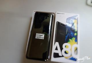 Celular Samsung Galaxi A80 128 Gb Preto.