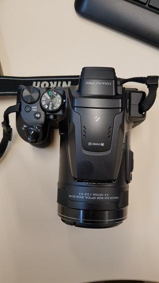 Nikon Coolpix P900 Super Zoom
