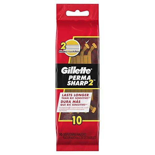 Gillette Permasharp2 De Los Hombres Maquinillas De Afeita
