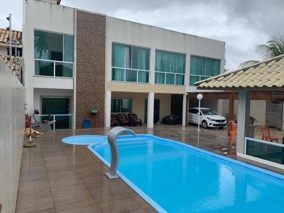 Casa 5 Quartos,com Piscina Na Beira Do Rio Jacuipe