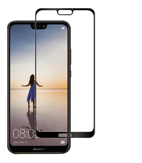 Vidrio Templado 3d Calidad Huawei P20, P20 Lite, P20 Pro Ins