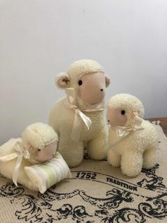 Peluches Oveja. Home Collection.decoración Bebé Impecable