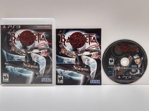 Bayonetta Playstation 3 Original Mídia Física Ps3
