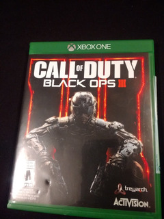 Call Of Duty Black Ops Ill 3 ( Cod 3 ) Disco Fisico Xbox One
