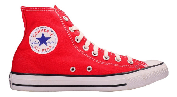 Zapatillas Converse Chuck Taylor All Star Red Hi Core-135978