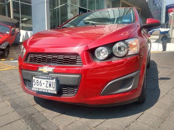 Chevrolet Sonic Lt Crédito Con Buen Y Mal Historial