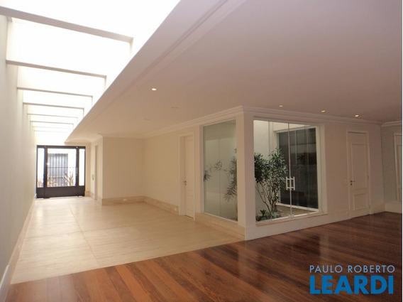 Casa Assobradada - Jardim Europa - Sp - 535726