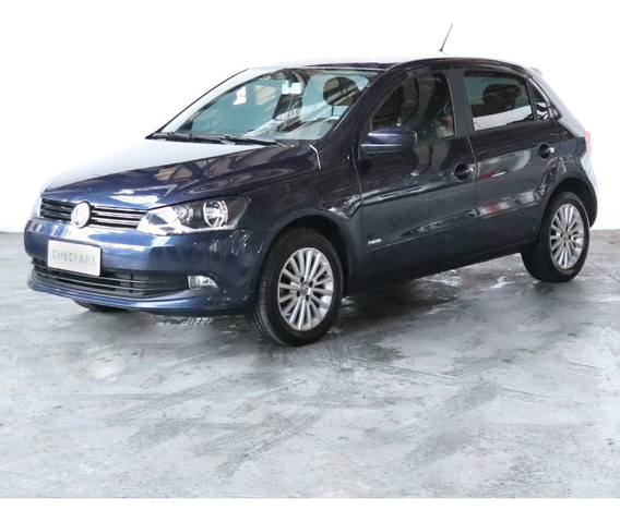 Volkswagen Gol Trend 1.6 Highline 101cv - 27549 - C