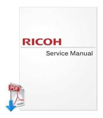 Manual De Tecnico Ricoh Vt 3800 - Vt 3600 (c223-c228)