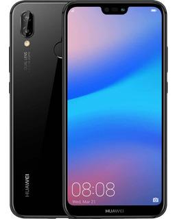 Huawei P20 Lite 32gb/3gb Ram 5.84p Cam Dual 16/16mpx Huella