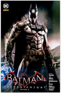Batman: Arkham Knight - Edição 03/ Panin