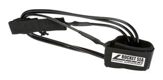 Leash Prancha Surf 6´x 6,5mm Leash Strep 2 Giradores - Rocketsea