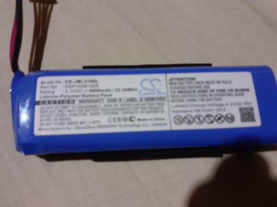 Bateria Para Caixa Jbl