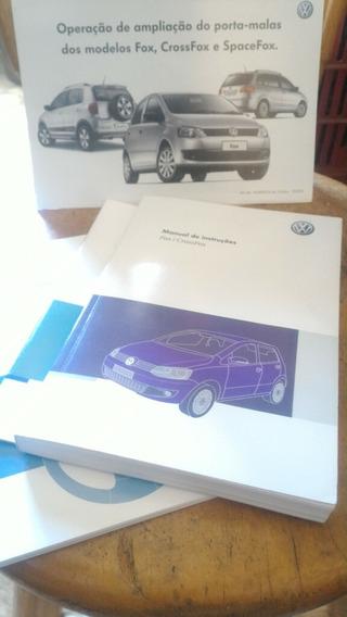 Manual Do Proprietário Vw Fox E Crossfox 2010