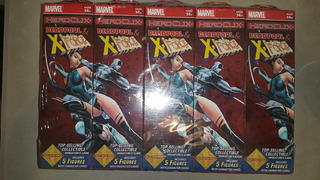 Booster Heroclix Deadpool Y X-force