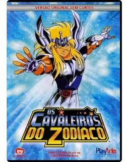 Os Cavaleiros Do Zodíaco Ep.11,12,13,14 - Dvd