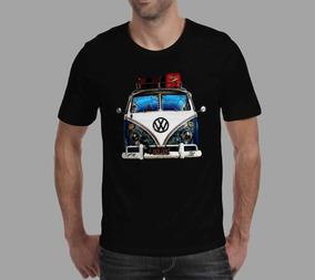 Camiseta The Kombi - Preta