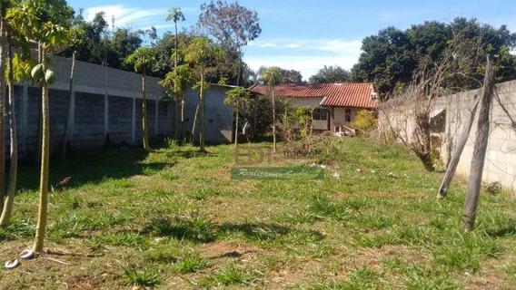 Terreno À Venda, 840 M² Por R$ 350.000 - Parque Santo Antônio - Taubaté/sp - Te0975