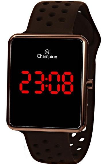 Relógio Champion Masculino Digital Ch40081m Original C/ Nota