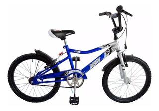 Bicicleta Musetta Viper Rodado 20 Cross Varon Envio Gratis!!