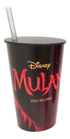 Vaso De Cine Mulan ( Disney )