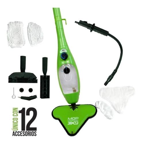 Limpiador Sanitizante A Vapor 100ºc Mop Express X9 Como Tv
