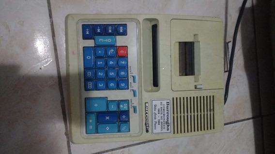 Calculadora Burroughs C2420 Funcionando