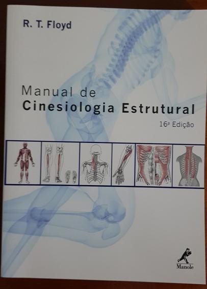 Manual De Cinesiologia Estrutural 16ª Edição Á Vista R$100