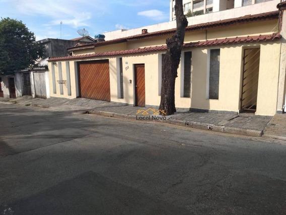 Casa Com 3 Dormitórios À Venda, 298 M² - Vila Augusta - Guarulhos/sp - Ca0146
