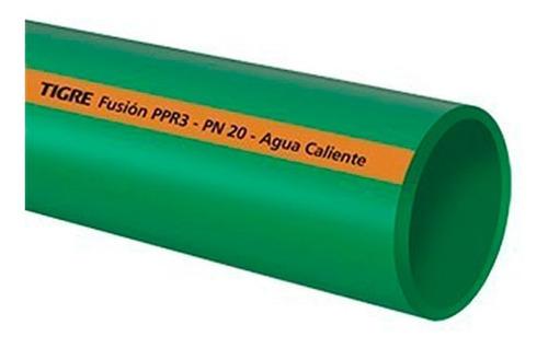 Caño Termofusion Agua Fria/caliente 32mm(1) Pn20 Tigre+envio