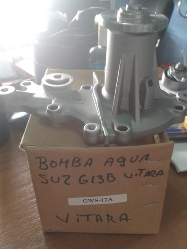 Bomba De Agua Gran Vitara 1.3