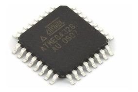 10 Unidades Microcontrolador Atmega328 Smd
