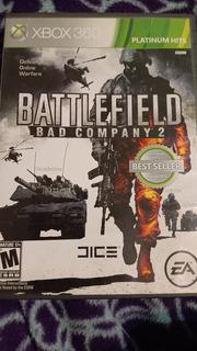 Battlefield 2, Street Fighters 4 Y Singularity Para Xbox 360