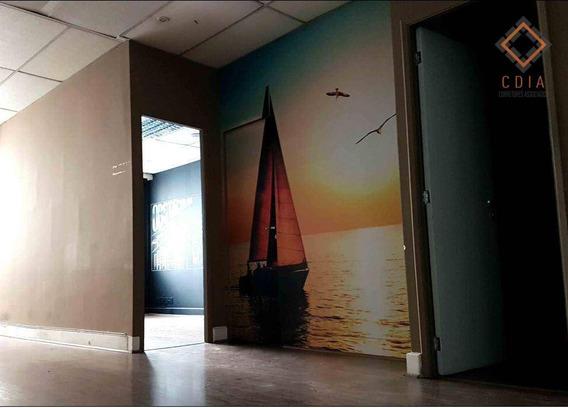 Sala Comercial, 93 M², Recepção, Produção, Reunião, Wc,s Copa, Pacote R$ 3.745,00 - Sa0033