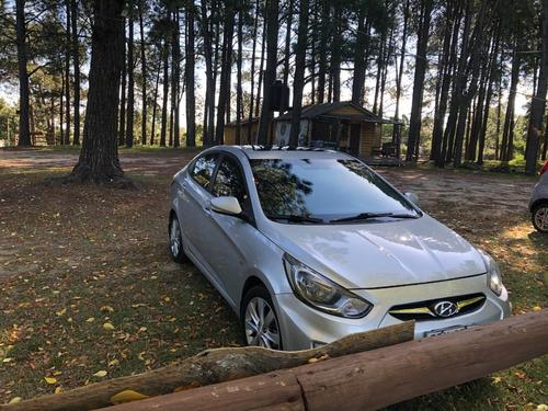 Hyundai Accent 1.6 Gls Super Full 4p Sedan Único Dueño